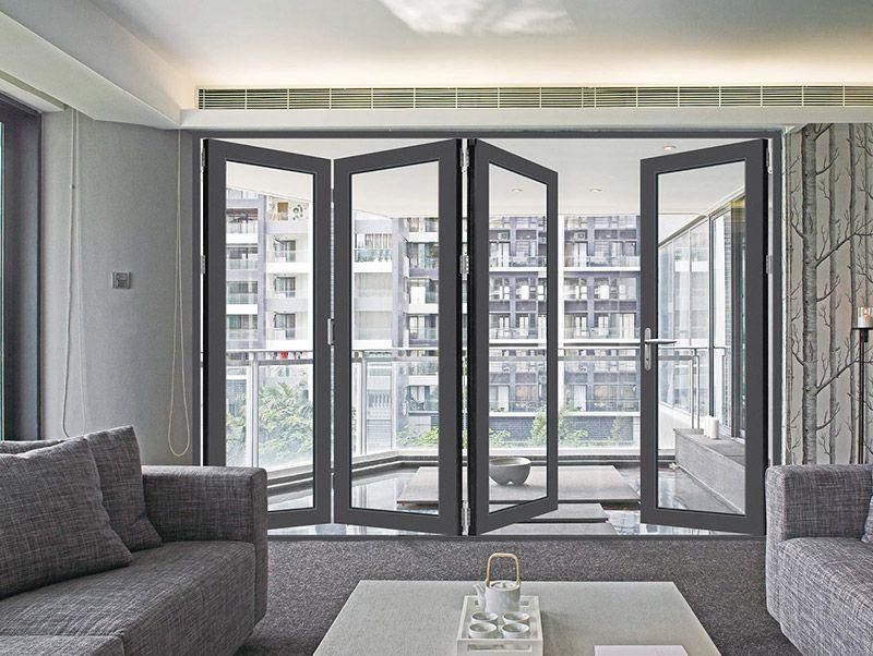 Bi Fold Door Door Baron Window And Door Systems